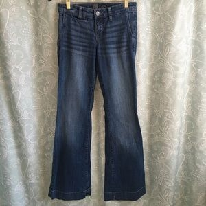 Kut From The Cloth 2 Jeans Madeleine Trouser Flare